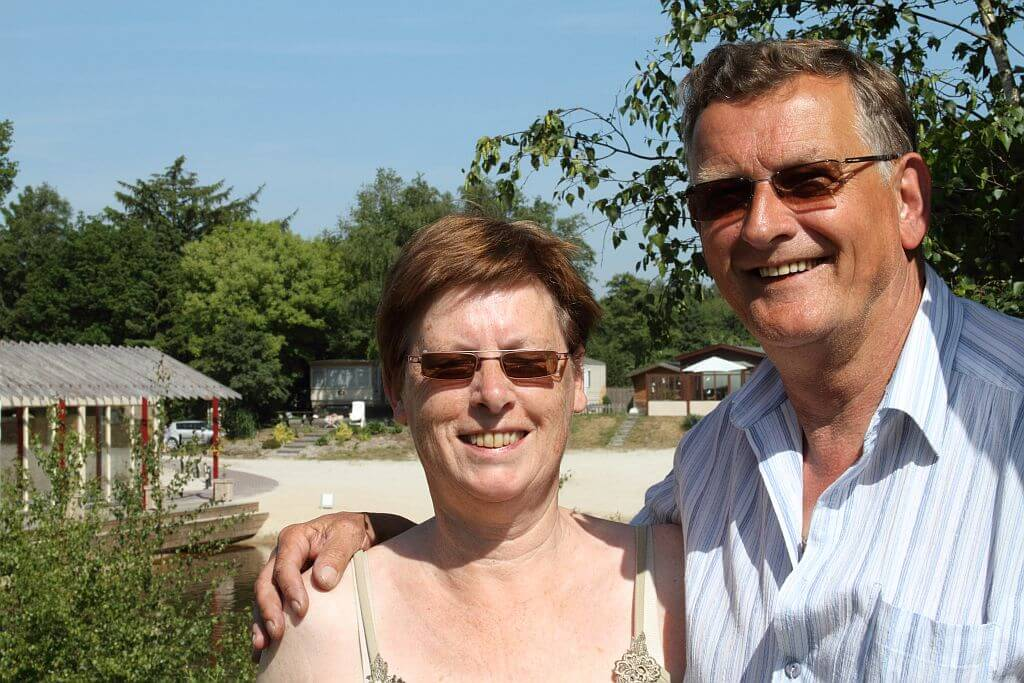 50 Plus vakantie Overijssel op een vijf sterren camping