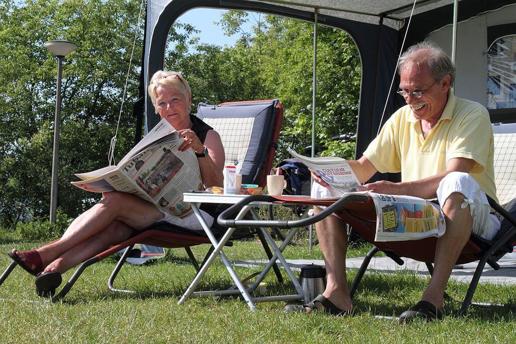 ACSI camping Overijssel voordelig kamperen met 5 sterren voorzieningen.