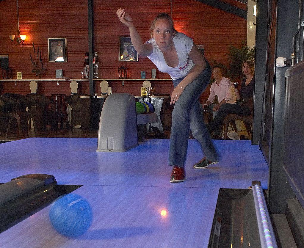 Bowlingbaan in Hardenberg -