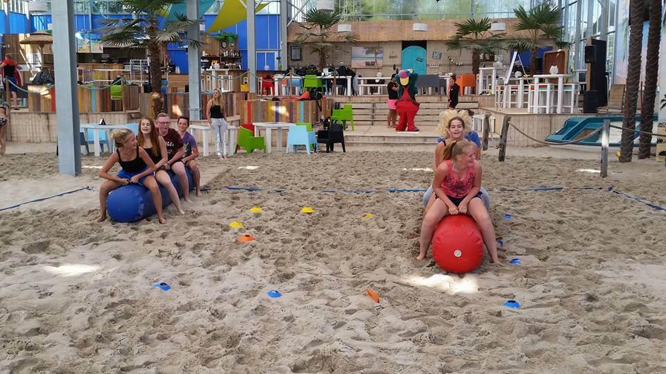 Op het Stoetenslagh is er veel camping Entertainment! - Camping entertainment