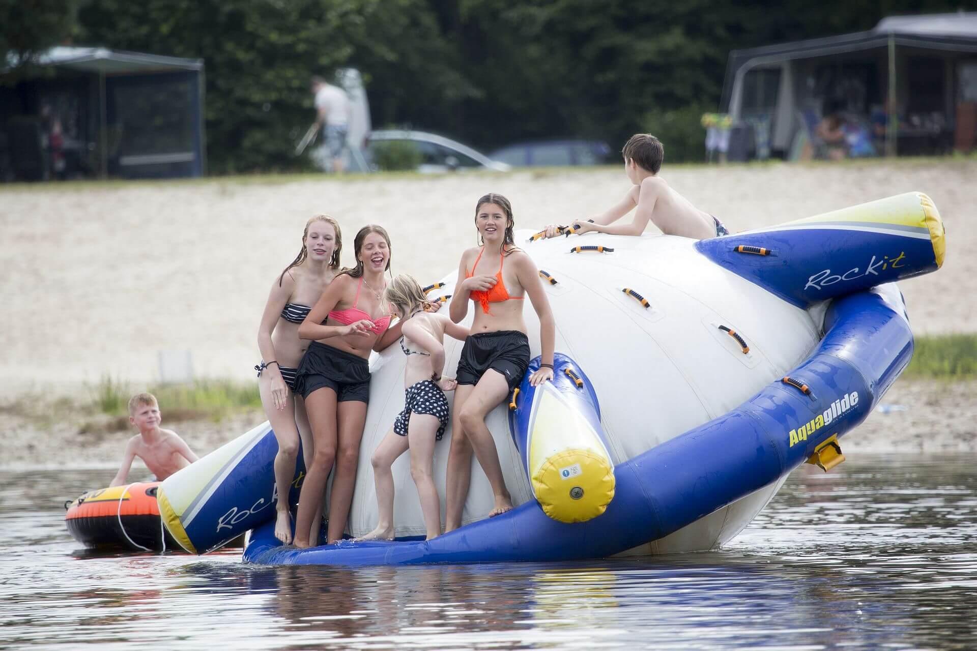 Camping seizoenplaatsen op ANWB 5 sterren camping -
