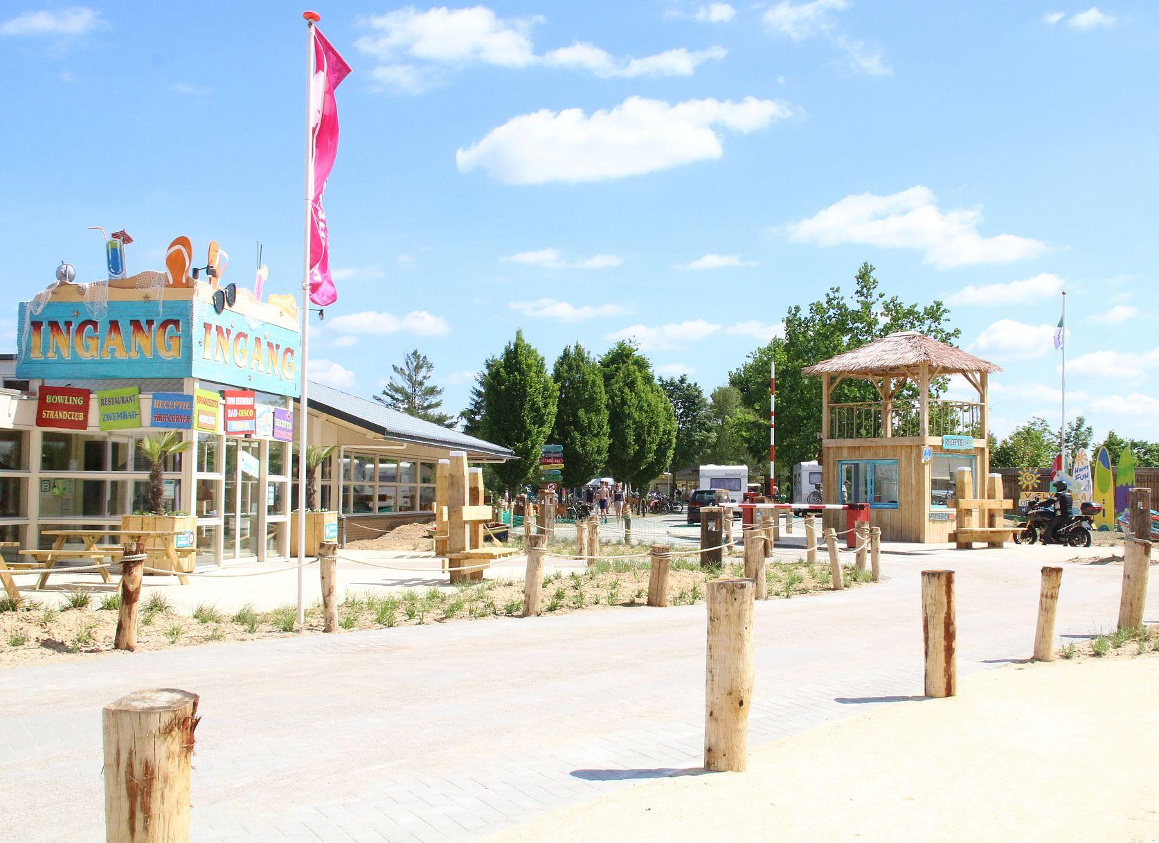 Camping vakantie in Overijssel op Vakantiepark het Stoetenslagh - Camping vakantie in Overijssel