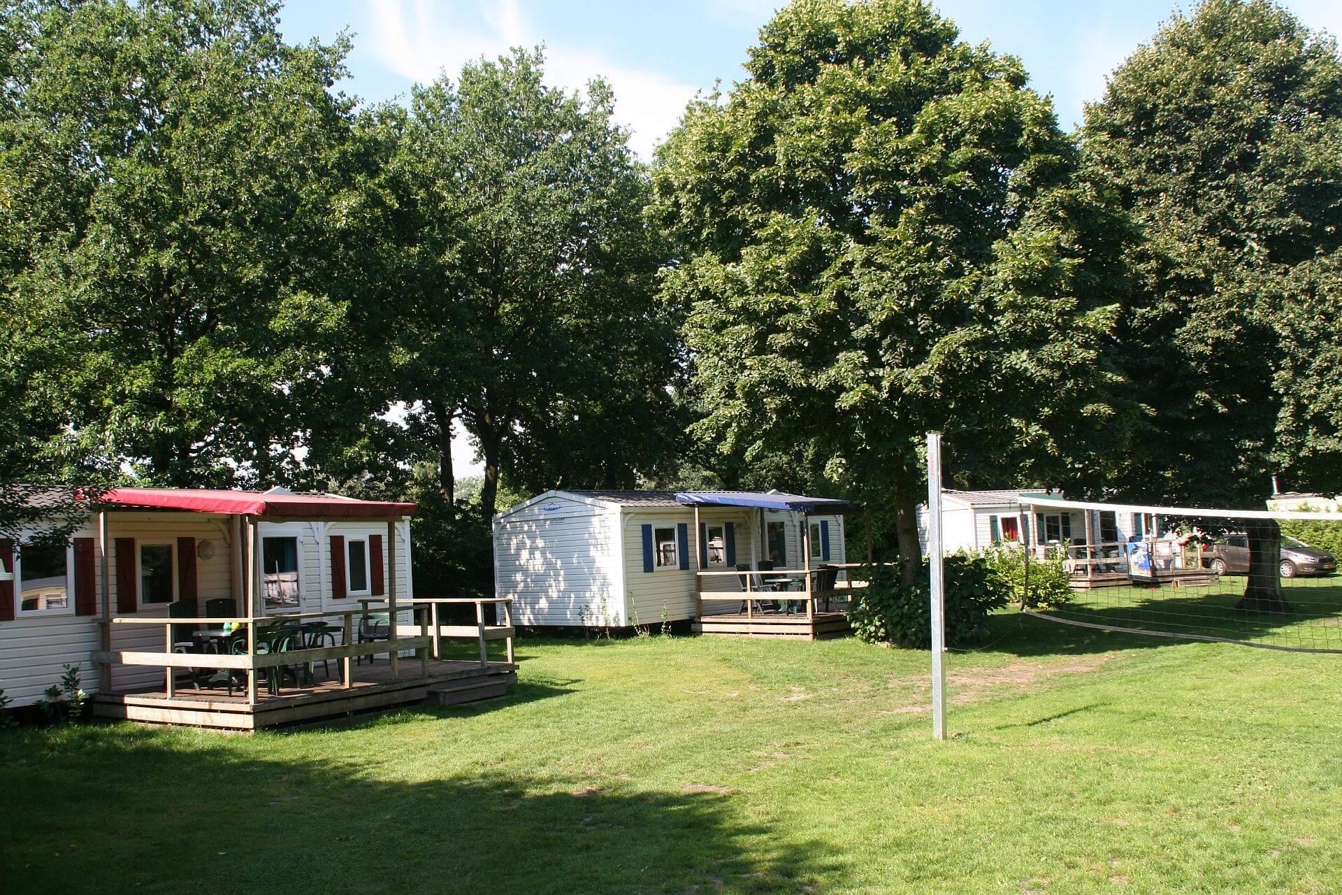 Chaletpark in Overijssel op 5 sterren camping