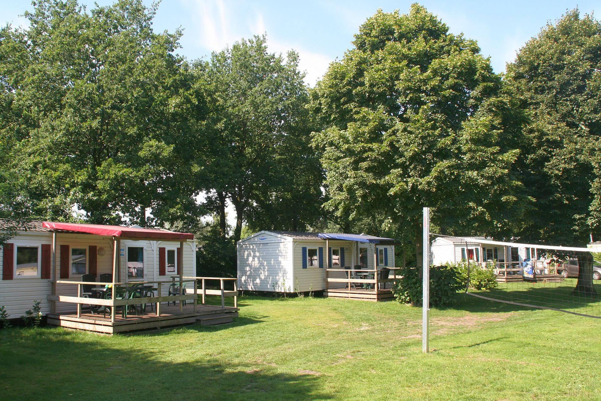 Chaletverhuur en bungalowverhuur in Overijssel