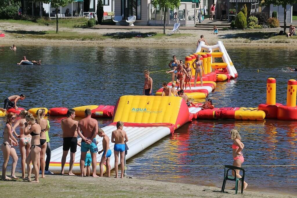 Groepskamperen in Overijssel met veel voorzieningen - Groepskamperen in Overijssel