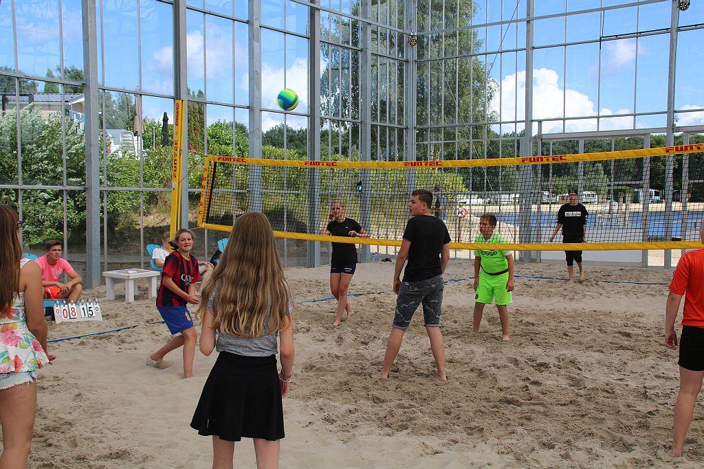 Schoolreisje Overijssel in onze Happy Fun Beach - schoolreisje Overijssel