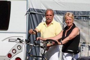 50 plus camping Nederland