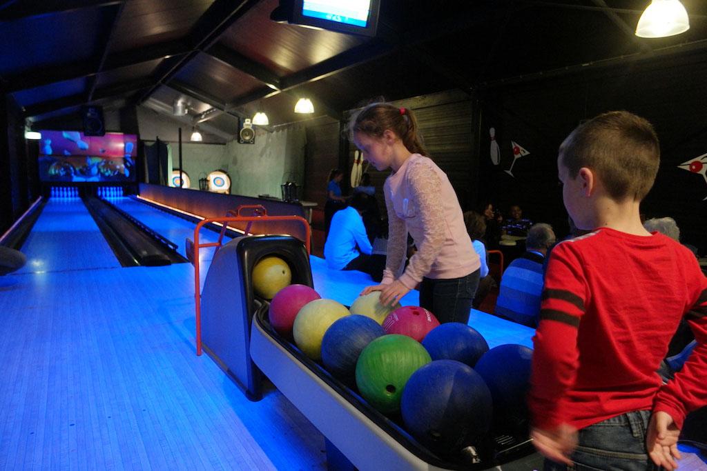Bowling Overijssel bij het Stoetenslagh in Hardenberg