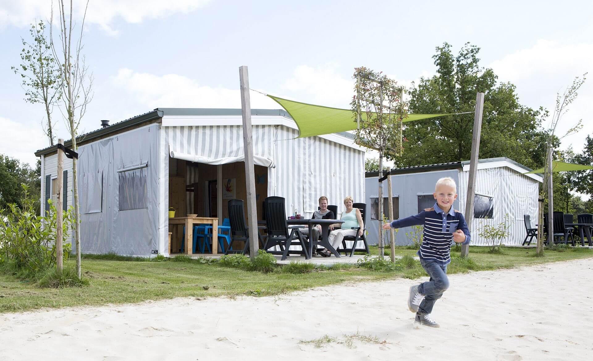 Camping Hardenberg voor gezinnen met kinderen - Camping Hardenberg