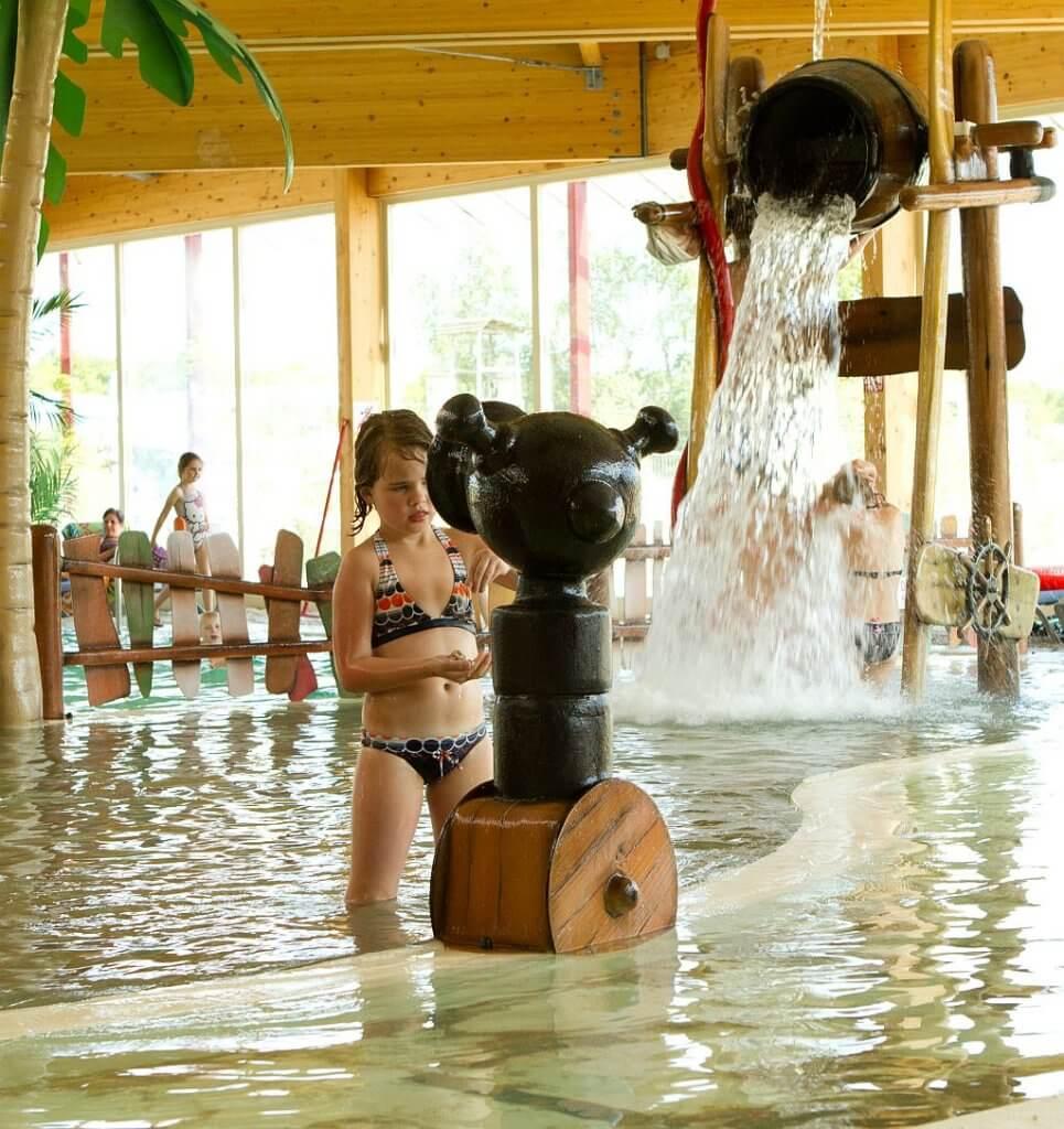 Vakantiepark met zwembad bij Vakantiepark het Stoetenslagh! - Camping met zwembad Overijssel