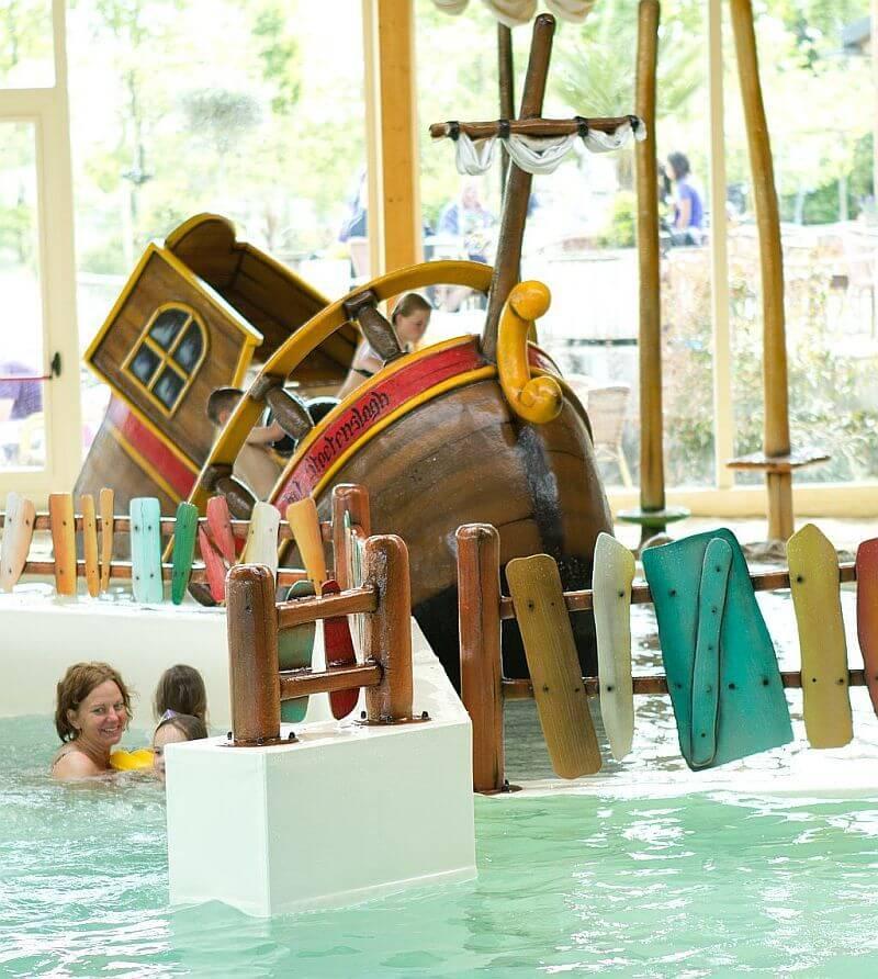 Comfortcamping met zwembad in Overijssel met 5 sterren - Comfortcamping met zwembad