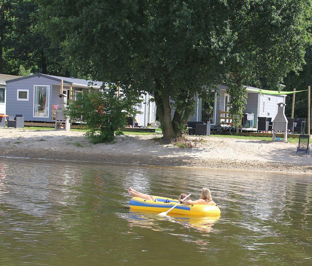 Gezinscamping in Flevoland met 5 sterren voorzieningen - Gezinscamping in Flevoland