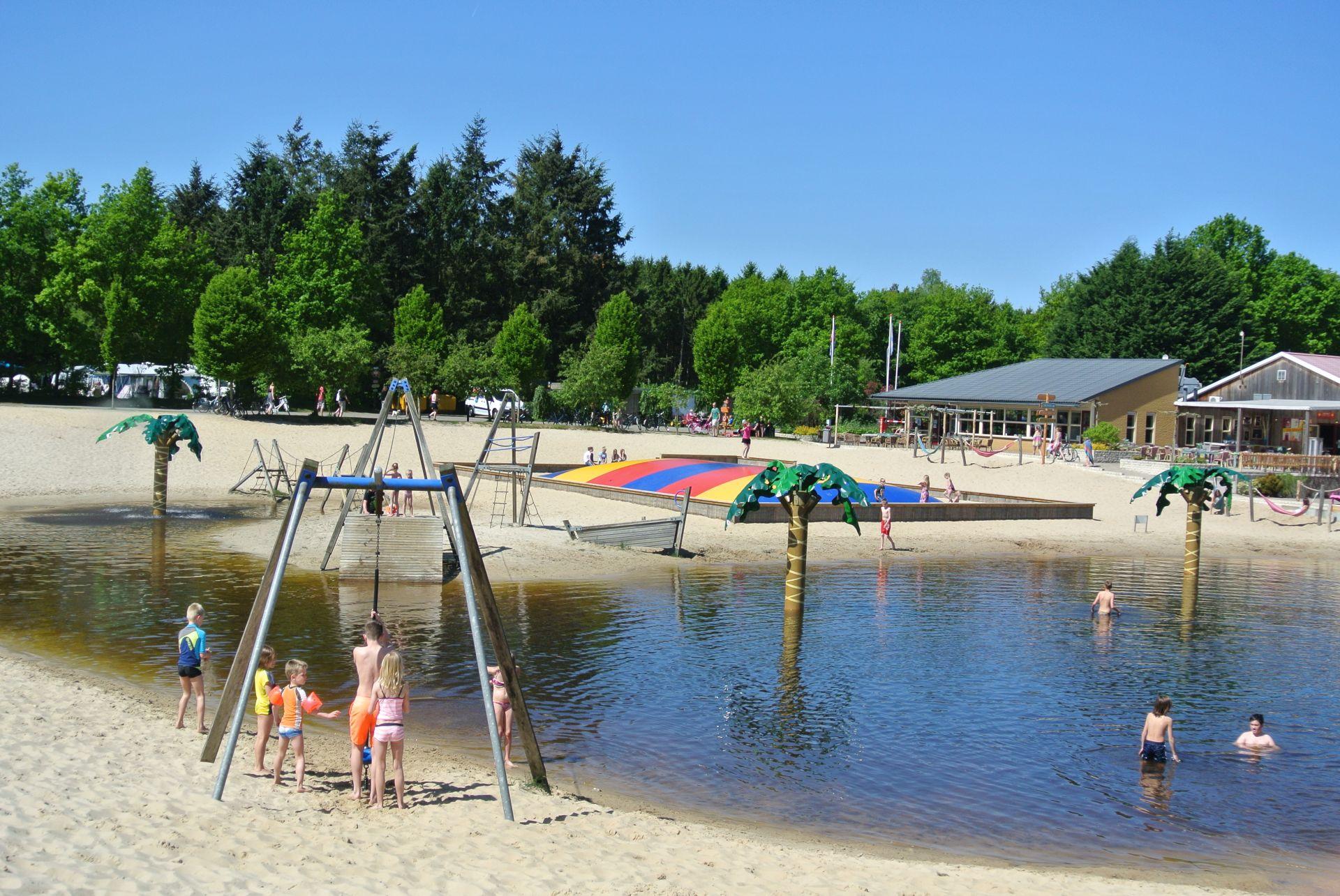 Seizoensplaatsen op Vakantiepark het Stoetenslagh - Seizoenplaatsen