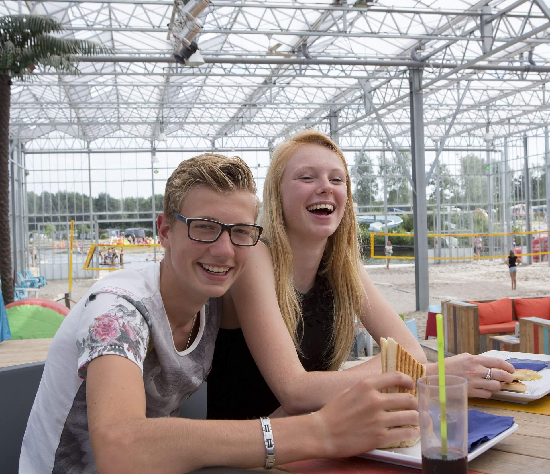Camping met disco Overijssel, leuk voor uw tieners
