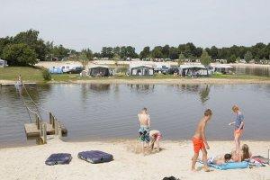 Camping met disco Overijssel