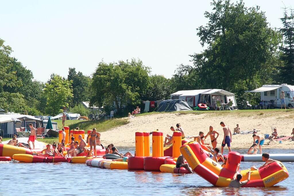 Camping in omgeving Ommen en Hardenberg