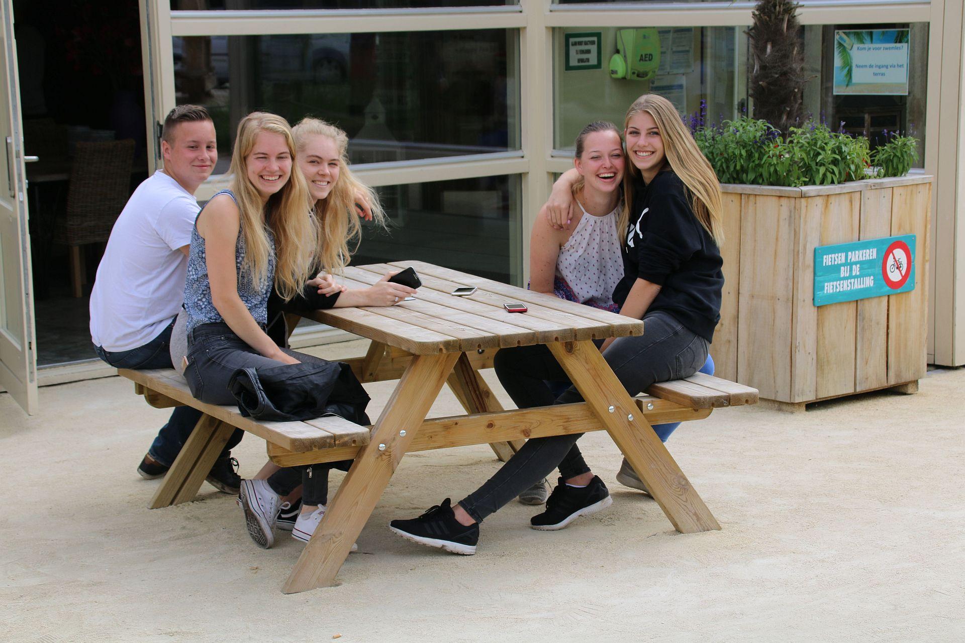 Jeugdcamping Overijssel voor gezinnen met tieners