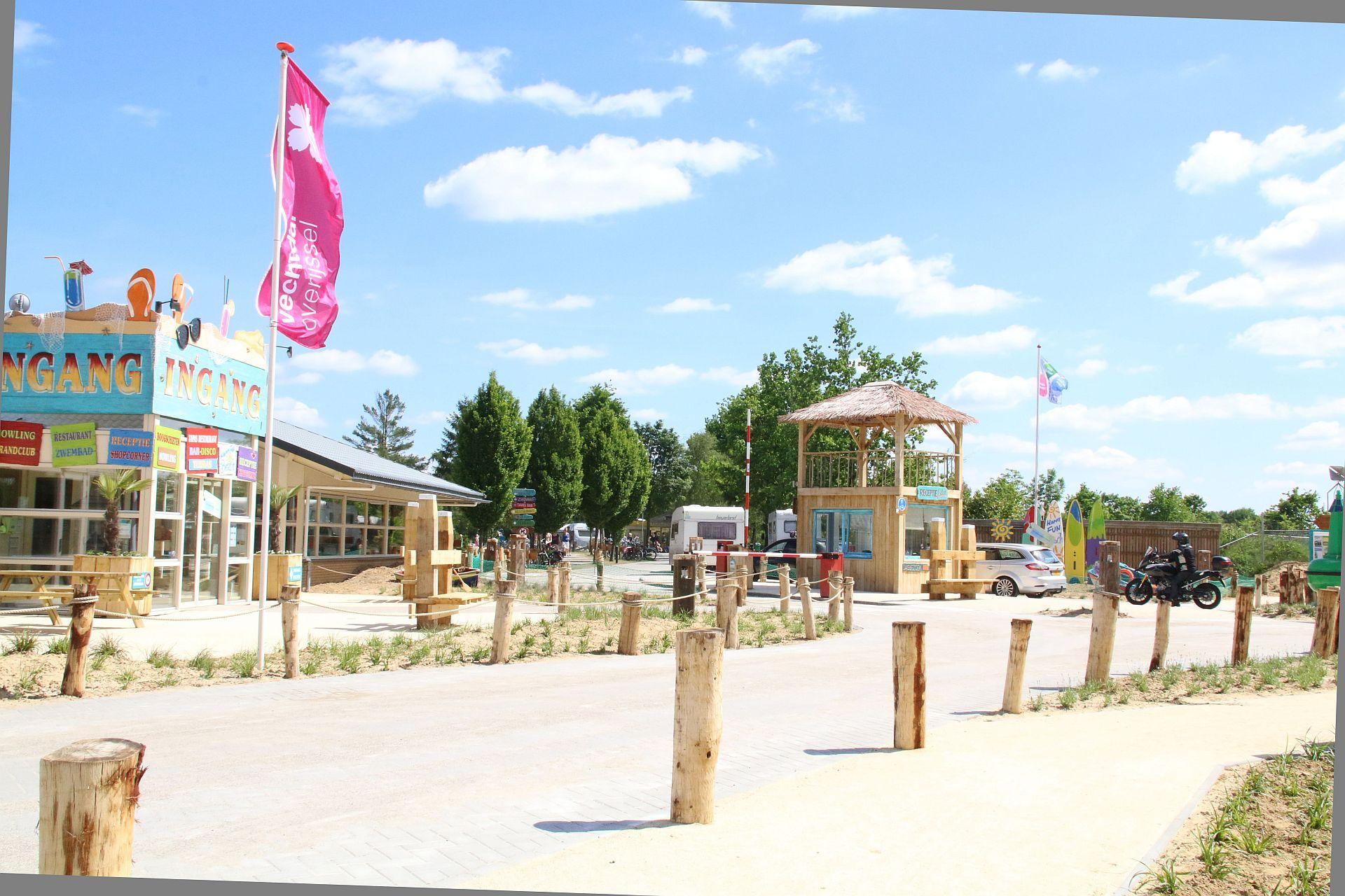 Plattegrond vakantiepark het Stoetenslagh - Plattegrond vakantiepark het Stoetenslagh