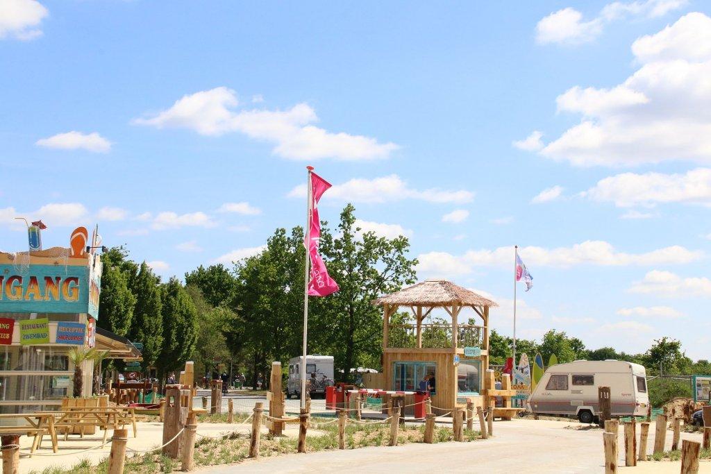 Aankomst en vertrek - Aankomst en vertrek Vakantiepark het Stoetenslagh