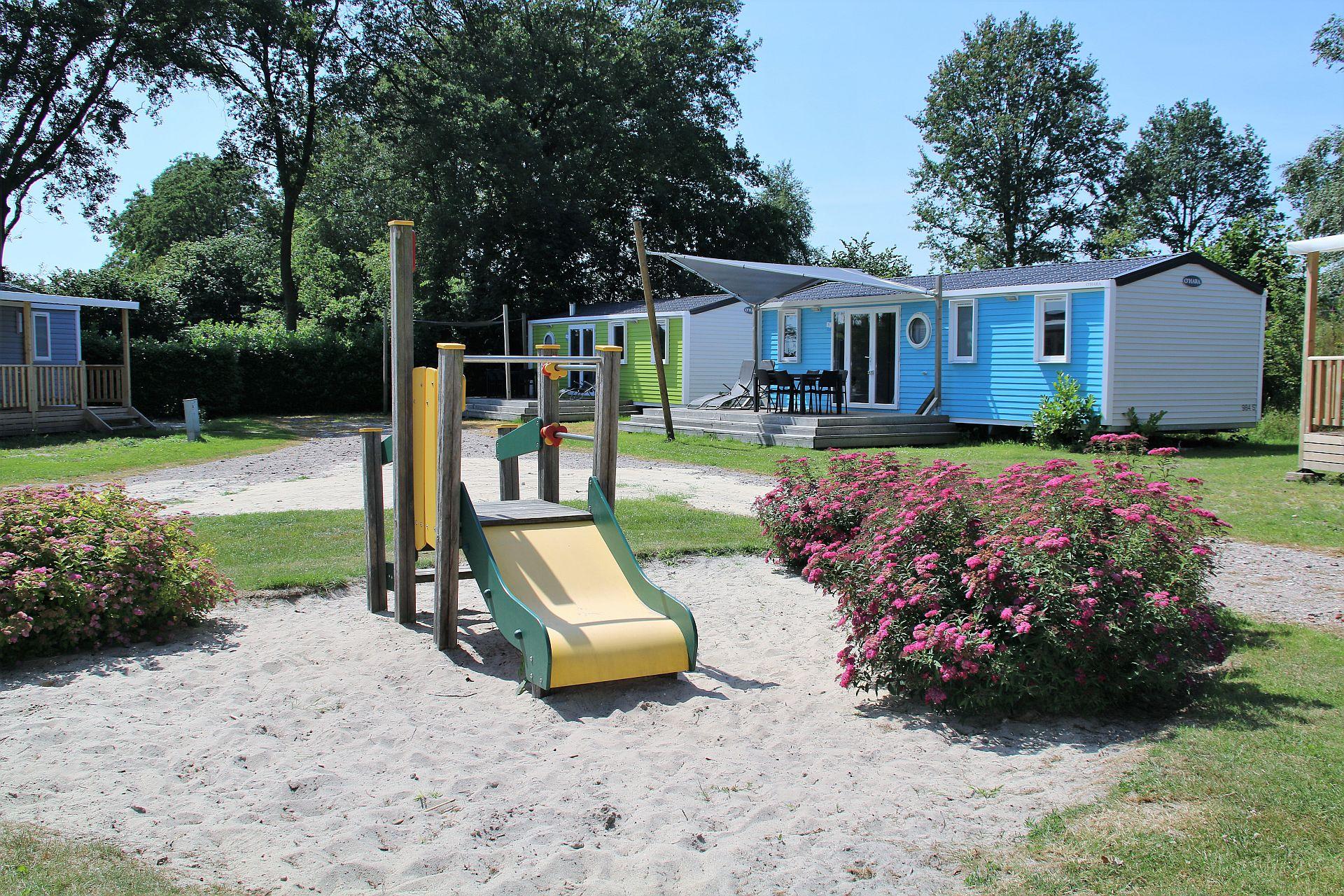 Chaletverhuur en bungalowverhuur in Overijssel -