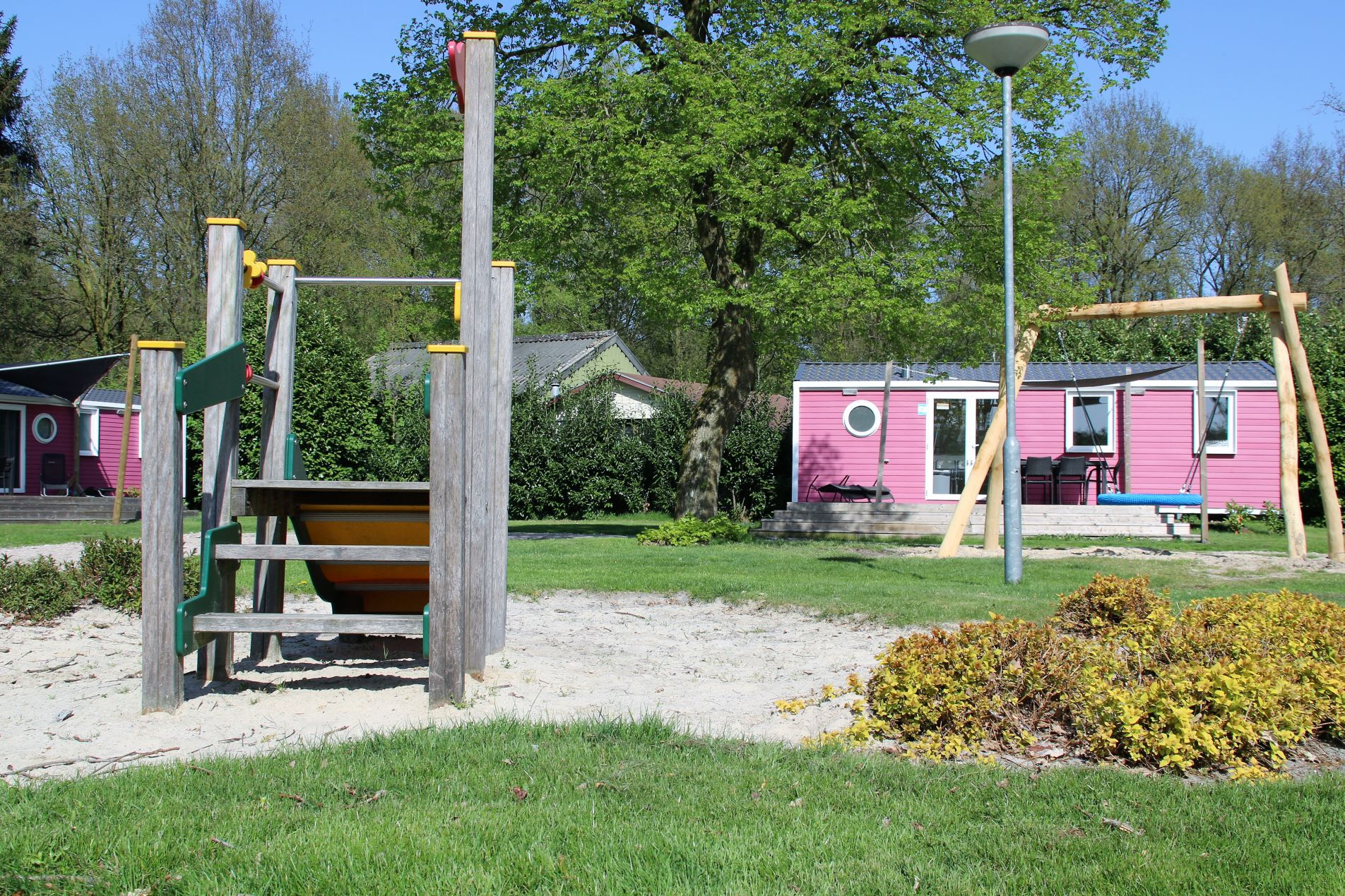 Gezinscamping in Holland, in het prachtige Overijssel - Gezinscamping in Holland