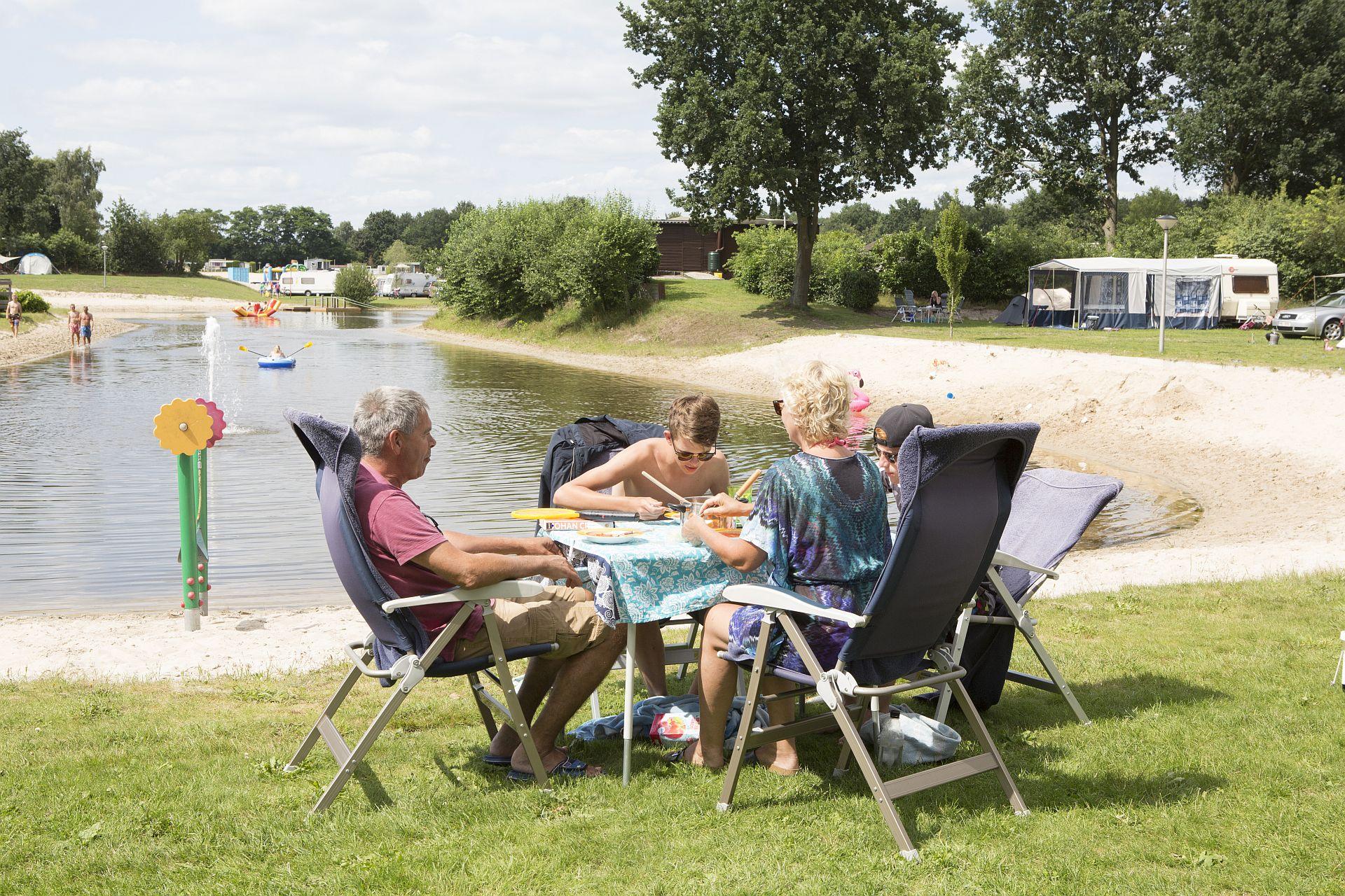 Goedkope kampeervakantie in Overijssel - Goedkope kampeervakantie in Overijssel