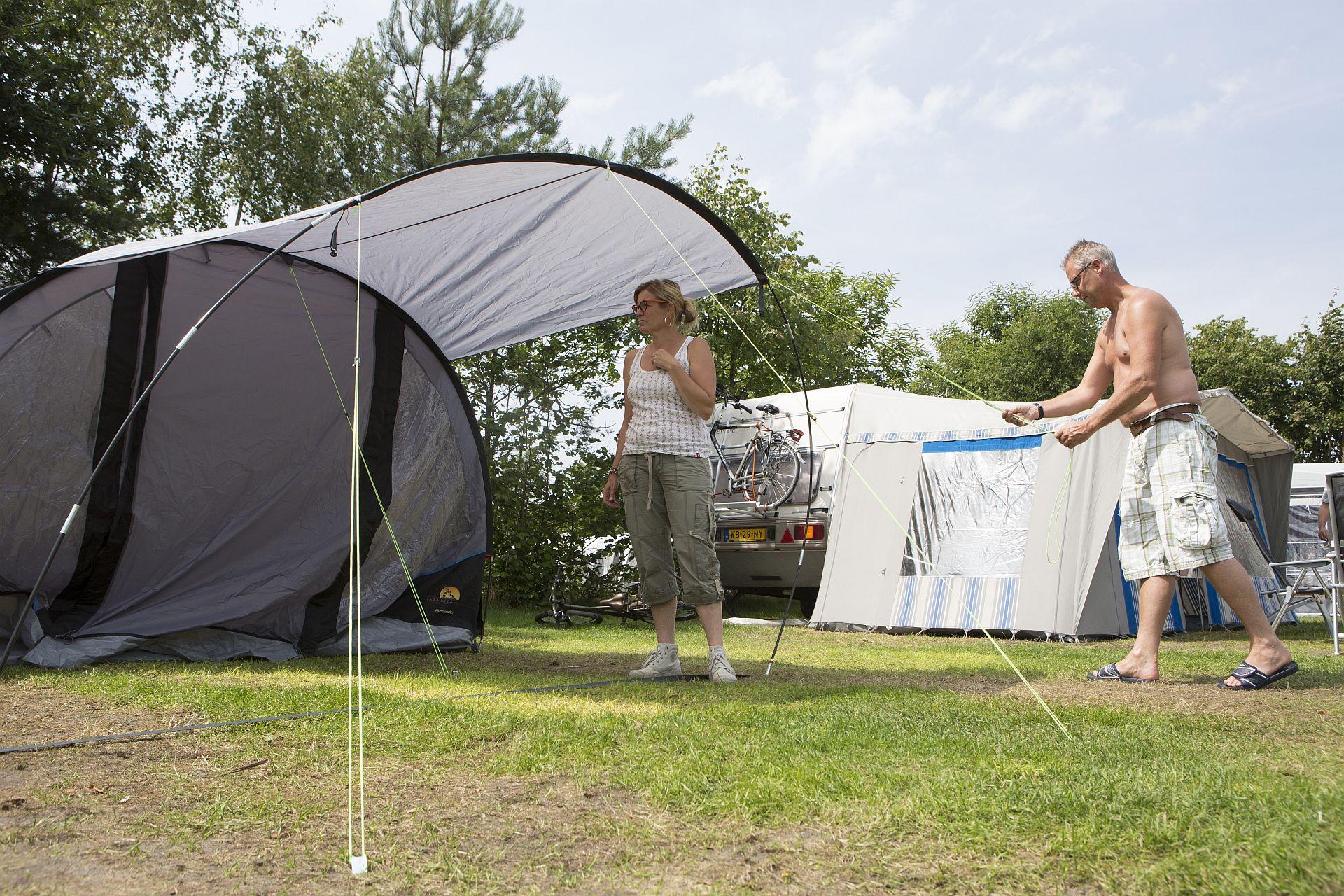 Meimaand kamperen in Overijssel - Heerlijke meimaand kamperen