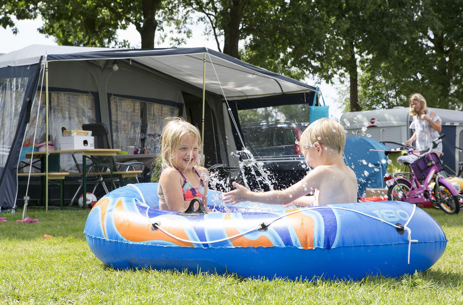 Kindvriendelijke 5 sterren camping in het Vechtdal - kindvriendelijke 5 sterren camping