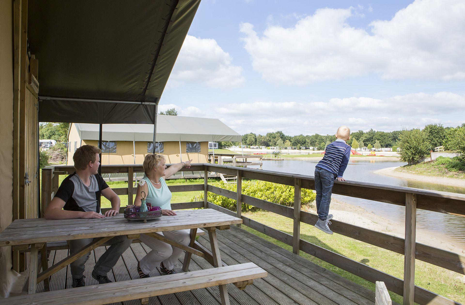 Vakantie in een safaritent in Hardenberg - vakantie in een safaritent in Hardenberg