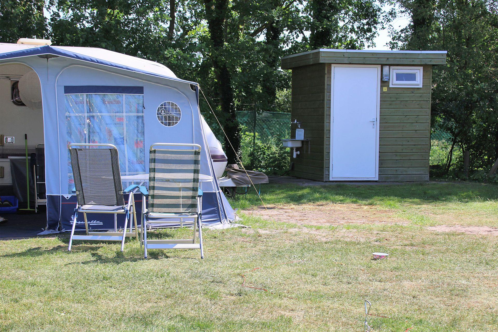 Camping met privé sanitair, een luxe kampeervakantie! - Kamperen met prive sanitair