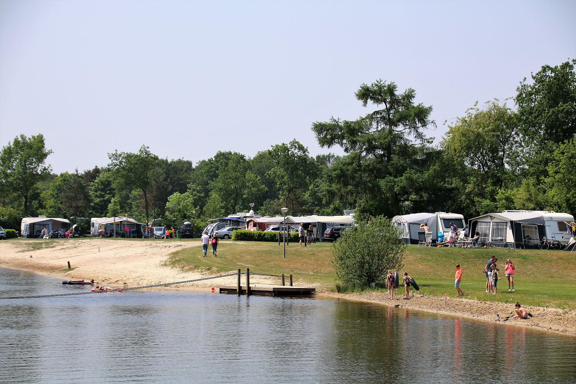 Kamperen in Overijssel op 5 sterren camping - Luxe kamperen in Overijssel