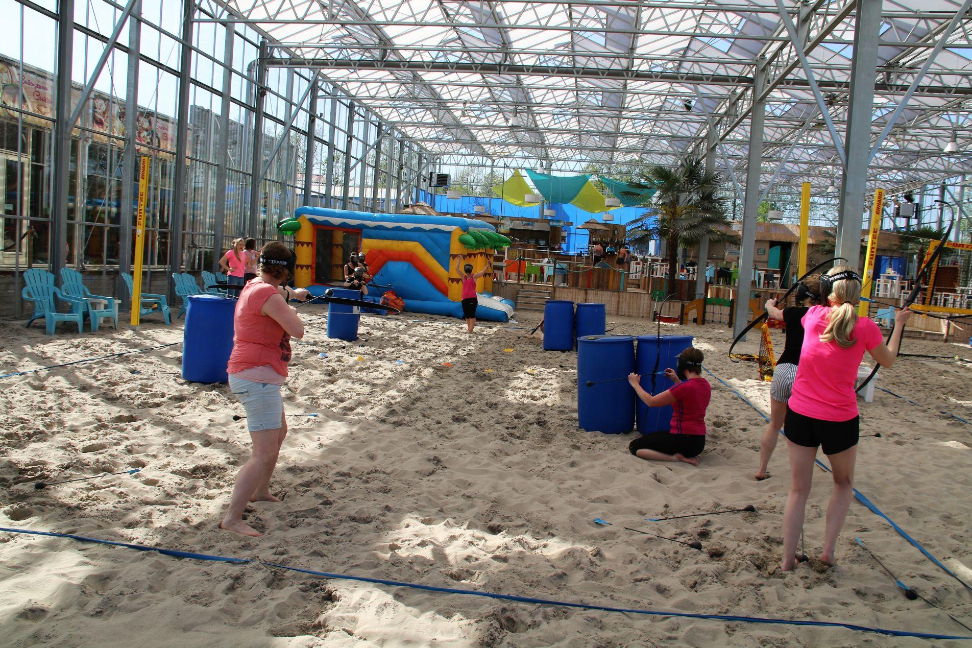 Tienercamping in Nederland met verrassende strandvakantie! - tienercamping in Nederland