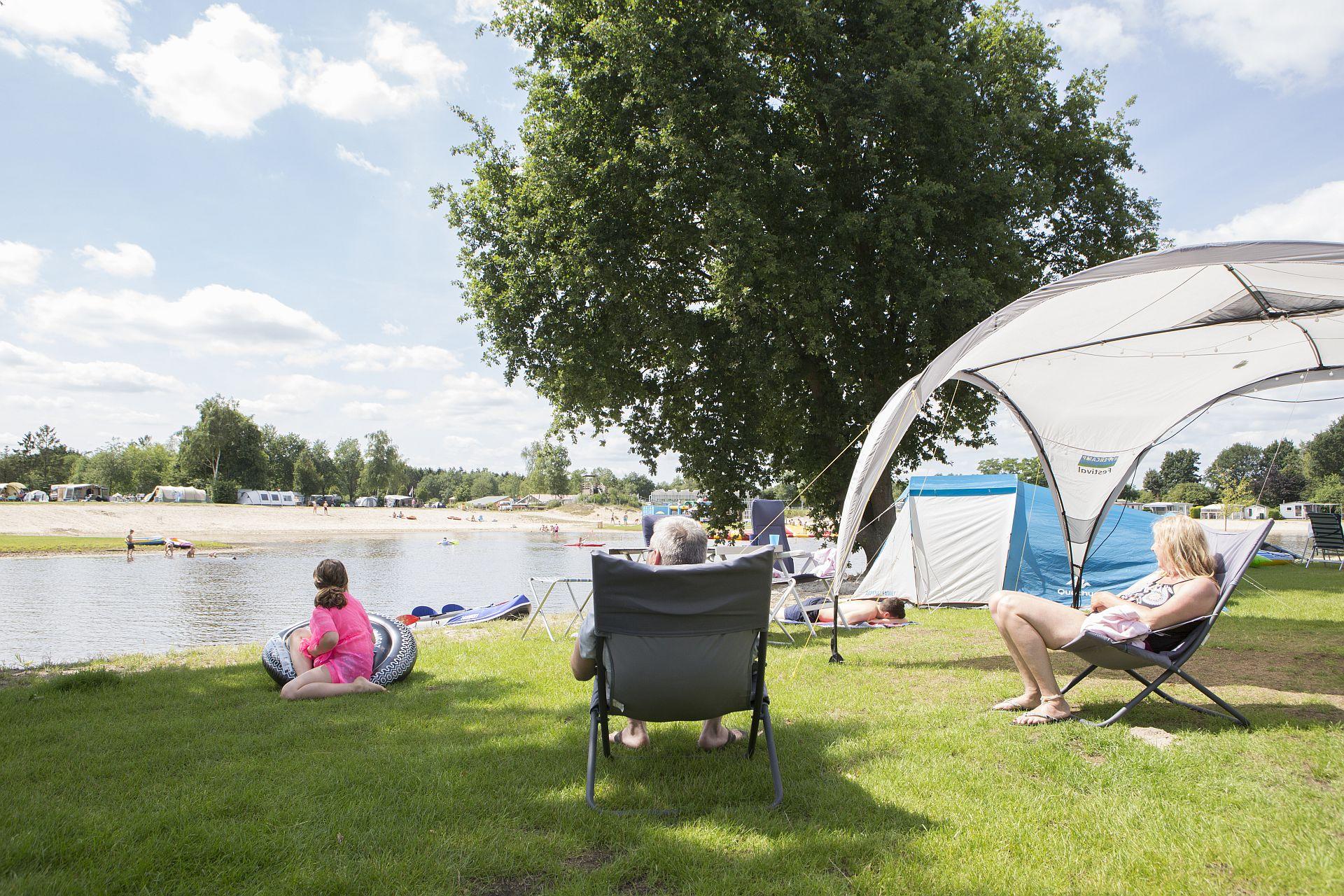 Gezinscamping in de buurt van Drenthe met 5* voorzieningen - gezins camping in de buurt van drenthe